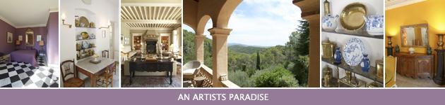 Paul Acciari, Provence