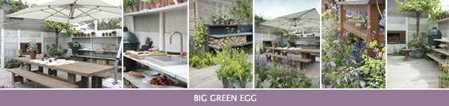 2013 Chelsea Flower Show, Big Green Egg, Nicola Harding