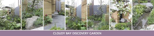 2013 Chelsea Flower Show, Cloudy Bay Discovery Garden, Andrew Wilson
