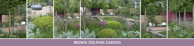 2013 Chelsea Flower Show, Brewin Dolphin Garden, Robert Myers