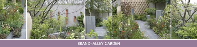 2013 Chelsea Flower Show, BrandAlley Garden, Paul Hervey-Brookes