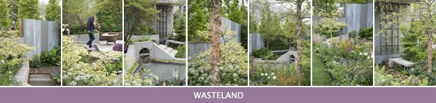 2013 Chelsea Flower Show, Wasteland, Kate Gould